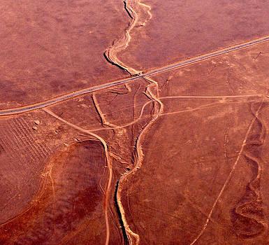 Earthmarks 6 by Sylvan Adams