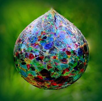 Rosanne Jordan - Earths Colors in Glass