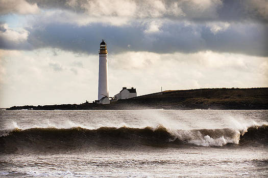 East Coast Lighthouse by Matthew Bruce