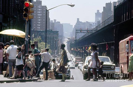 East Harlem by Erik Falkensteen