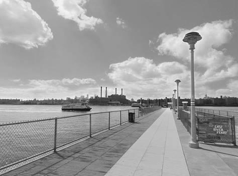 Nina Bradica - East River Ferry