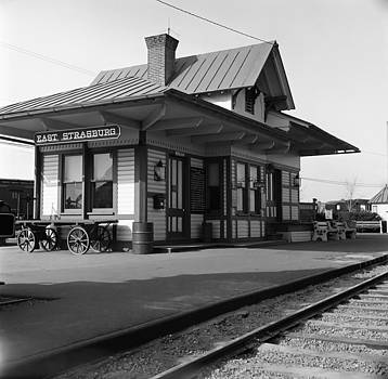 Henri Bersoux - East Strasburg Train Station