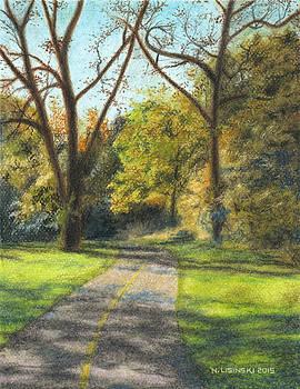 Eastbourne Park Oshawa by Norb Lisinski