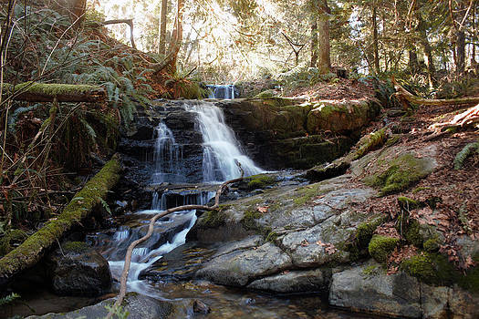 Easter Falls1 by Ed Nicholles