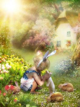 Easter friend by Cindy Grundsten