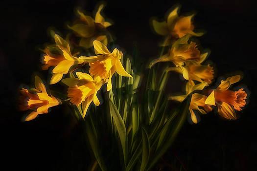 Easter Glow by Linda Tiepelman