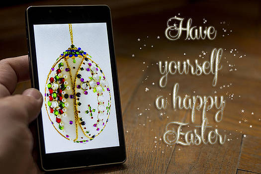 Newnow Photography By Vera Cepic - Easter greeting card