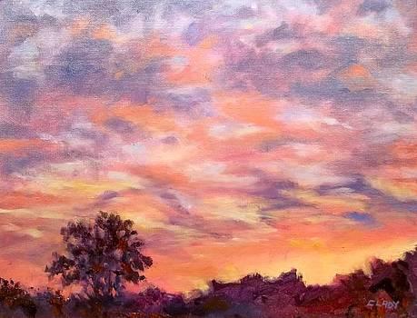 Eastern Sky by Mary Ann Clady