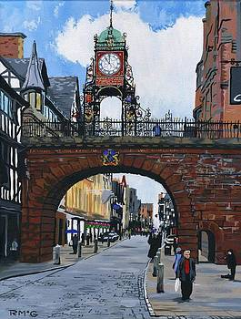 Eastgate clock by Rick McGroarty
