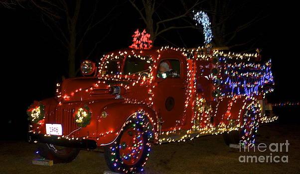Amazing Jules - Eastham Fire Engine