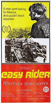 Easy Rider, Australian Poster, Peter by Everett