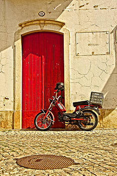 Easy Rider by Colette Panaioti