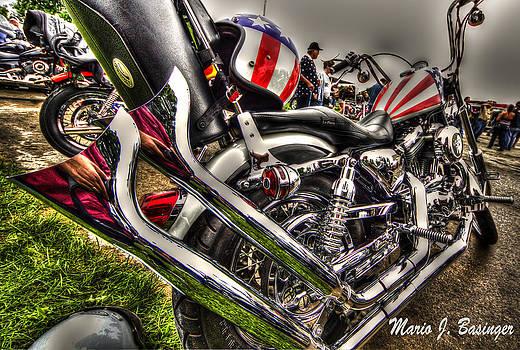 Easy Rider by Mario Basinger