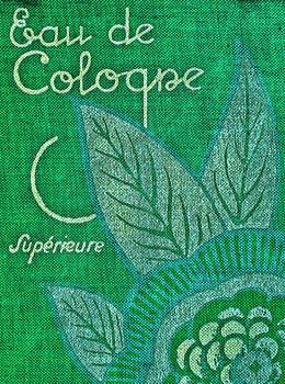 Eau de Cologne by Deborah Knolle