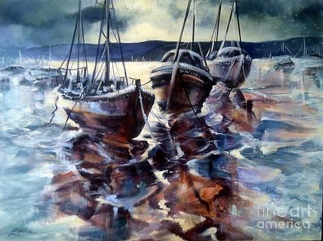 Ebb-n-tide by Estelle Hartley
