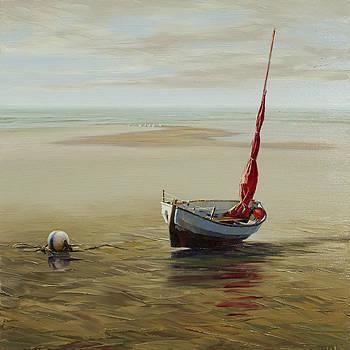 Ebb Tide by Jihong  Shi