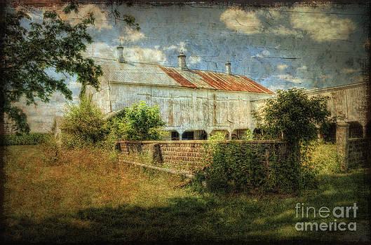 Ebert's Old Barn by Pamela Baker