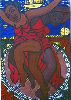 Ebongi Dancers by Kalikata MBula