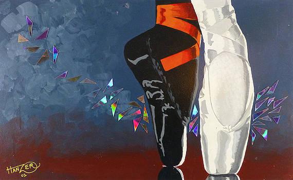 Ebony and Ivory by Jack Hanzer Susco