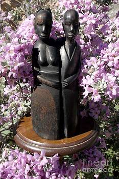 Ebony Carving Circa 1890's by Anthony Morris