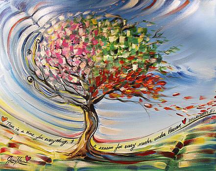 Ecclesiastes Tree by Jennifer Treece
