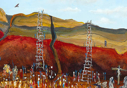 Echelles by Bernard RENOT