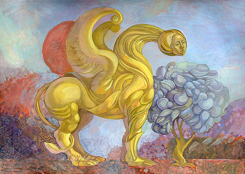 Echidna by Filip Mihail