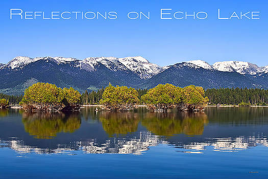 Echo Lake by Jim Lucas