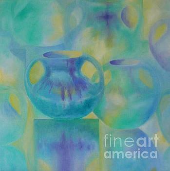 Julia Blackler - Echoes Of A Vase