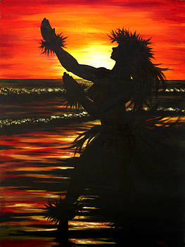 Echoing Voices of Ancients by Garbis Bartanian