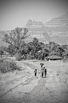 Kantilal Patel - Eco Life under shadows of Shayadri Mountains