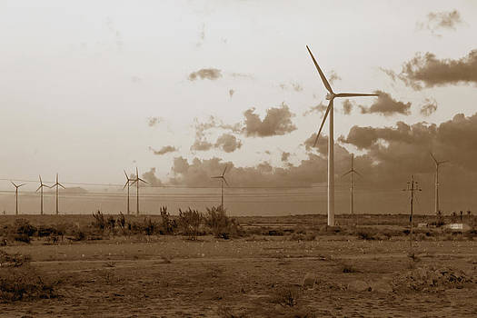 Kantilal Patel - Eco power generation windmills