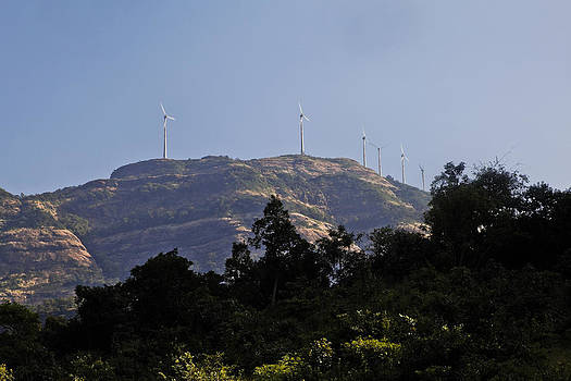 Kantilal Patel - Eco power windmills Maharashtra