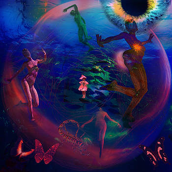Ecology Dancer by Joseph Mosley