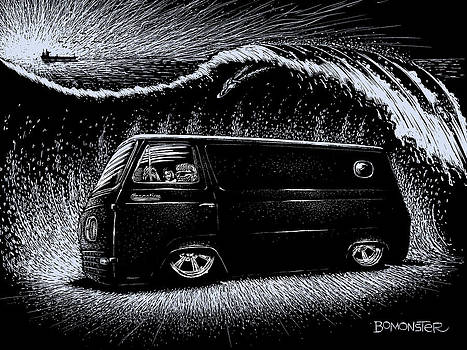 Econoline Wave II by Bomonster