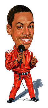 Eddie Murphy by Art