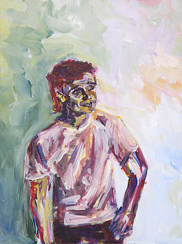 Eddie by Toni Jonas-Silver