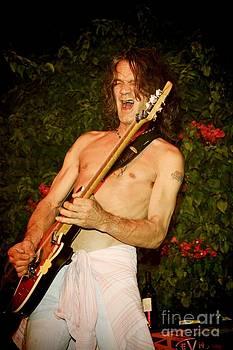 Eddie Van Halen by Nina Prommer