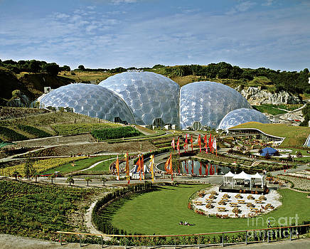 Eden Project 2002 by David Davies