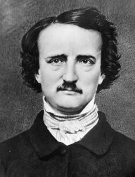 Edgar Allan Poe by Connie Morrison