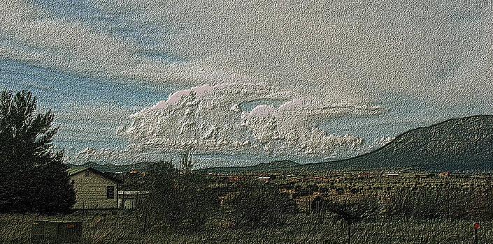 Edgewood New Mexico by Jeanne LeMieux