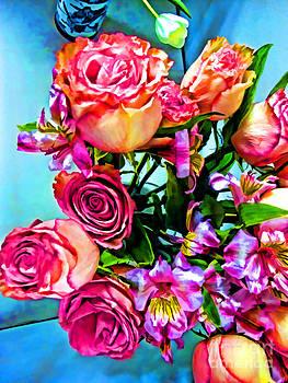 Anne Ferguson - Edgy Flowers