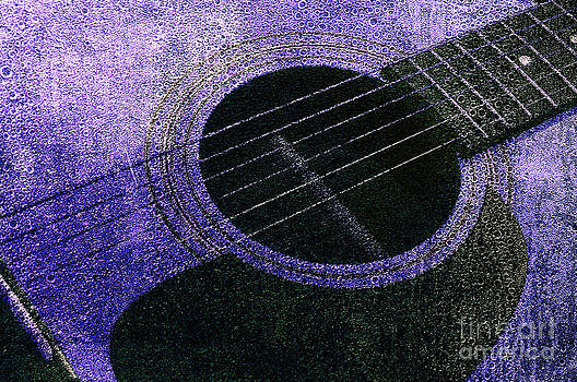 Andee Design - Edgy Guitar Purple 2