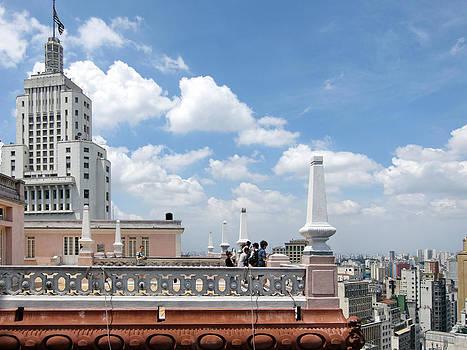 Julie Niemela - Edificios Altino e Martinelli 2 - Sao Paulo