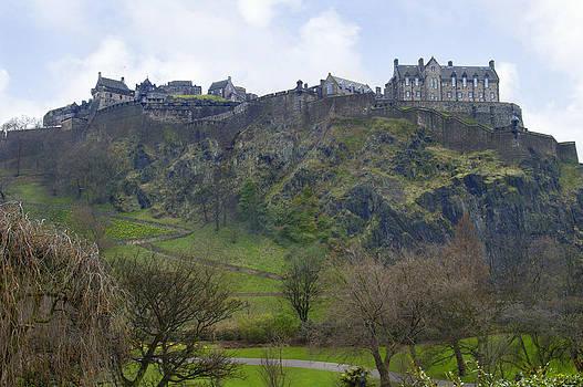 Mike McGlothlen - Edinburgh Castle - Scotland
