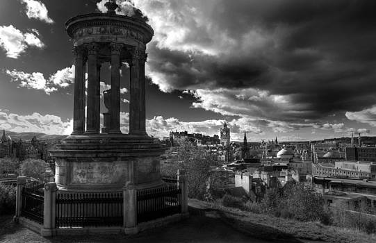 Ross G Strachan - Edinburgh from Calton Hill