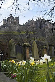 Mike McGlothlen - Edinburgh Graveyard and Castle