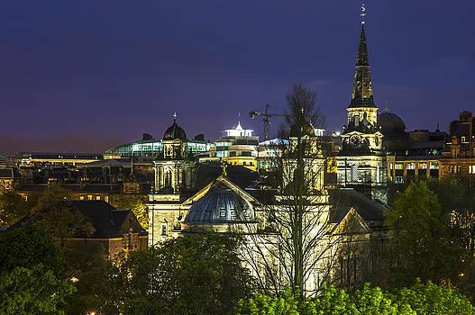 Svetlana Sewell - Edinburgh Night