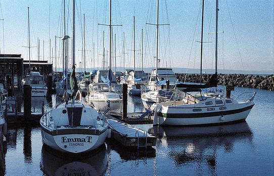 Robert Meyers-Lussier - Edmonds Yacht Club