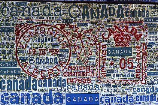 Bill Owen - Edmonton Alberta Canada Word Art